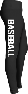 Baseball Sports Leggings
