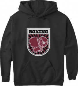 Boxing Sports Hoodie