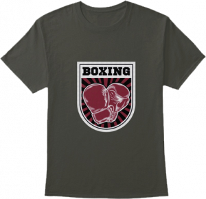 Boxing Gloves Sports T shirt